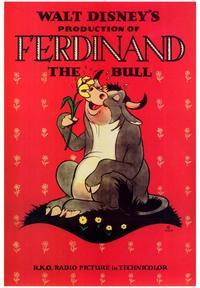 Ferdinand the Bull - 43 x 62 Movie Poster - Bus Shelter Style A