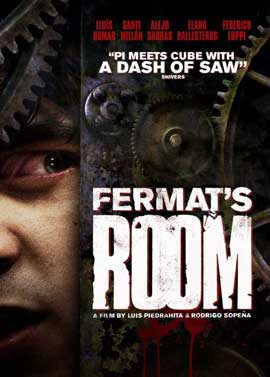 Fermat's Room - 11 x 17 Movie Poster - UK Style A