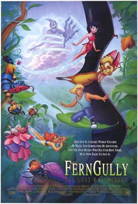 Ferngully: The Last Rain Forest - 27 x 40 Movie Poster - Style A