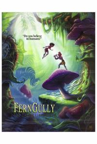 Ferngully: The Last Rain Forest - 27 x 40 Movie Poster - Style B