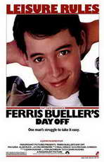 Ferris Bueller's Day Off - 11 x 17 Movie Poster - Style B