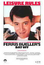 Ferris Bueller's Day Off - 11 x 17 Movie Poster - Style C