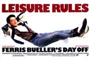 Ferris Bueller's Day Off - Movie Poster - 24 x 36 - Style A