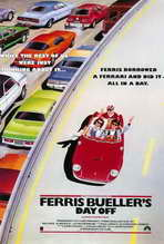 Ferris Bueller's Day Off - 27 x 40 Movie Poster - Style E