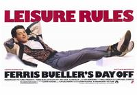 Ferris Bueller's Day Off - 43 x 62 Movie Poster - Bus Shelter Style A