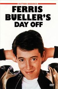 Ferris Bueller's Day Off - 43 x 62 Movie Poster - Bus Shelter Style B