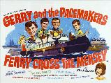 Ferry Cross the Mersey - 30 x 40 Movie Poster UK - Style A