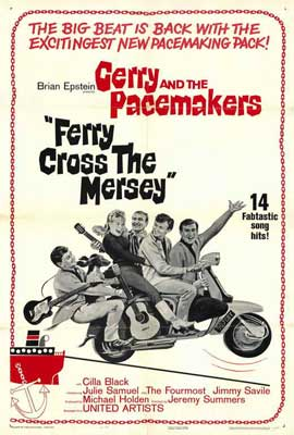 Ferry Cross the Mersey - 27 x 40 Movie Poster - Style A
