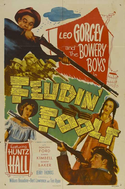Feudin' Fools movie