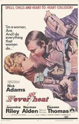 Fever Heat - 11 x 17 Movie Poster - Style A