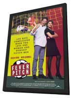 Fever Pitch - 11 x 17 Movie Poster - Style A - in Deluxe Wood Frame
