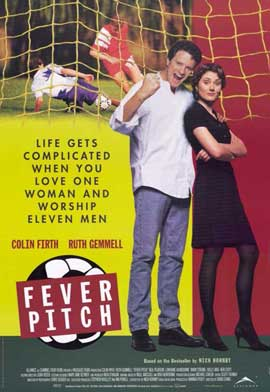 Fever Pitch - 11 x 17 Movie Poster - Style A