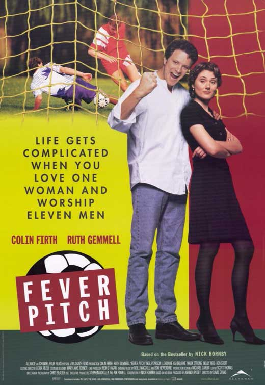 nick hornby fever pitch Nick hornby's famous book 'fever pitch' has been transformed into an opera.