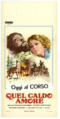 Few Acres of Snow - 27 x 40 Movie Poster - Italian Style A