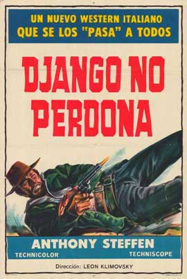 Few Dollars for Django - 27 x 40 Movie Poster - Foreign - Style A