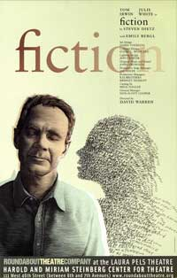 Fiction (Broadway) - 11 x 17 Poster - Style A
