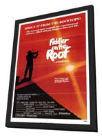 Fiddler on the Roof - 11 x 17 Movie Poster - Style A - in Deluxe Wood Frame