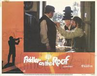 Fiddler on the Roof - 11 x 14 Movie Poster - Style E