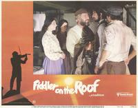 Fiddler on the Roof - 11 x 14 Movie Poster - Style F