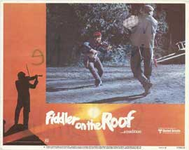 Fiddler on the Roof - 11 x 14 Movie Poster - Style C