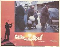 Fiddler on the Roof - 11 x 14 Movie Poster - Style G