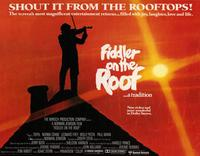Fiddler on the Roof - 11 x 14 Movie Poster - Style A