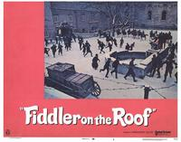 Fiddler on the Roof - 11 x 14 Movie Poster - Style N