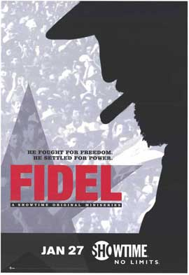 Fidel - 11 x 17 Movie Poster - Style A