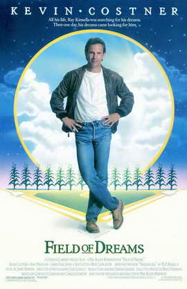 Field of Dreams - 11 x 17 Movie Poster - Style A