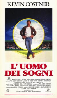 Field of Dreams - 11 x 17 Movie Poster - Italian Style A
