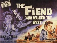 Fiend Who Walked the West - 43 x 62 Movie Poster - Bus Shelter Style A