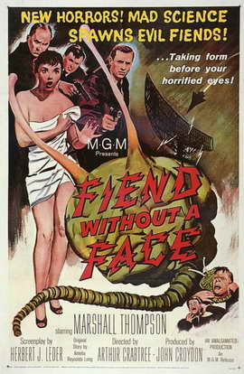 Fiend without a Face - 11 x 17 Movie Poster - Style A