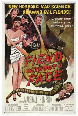 Fiend without a Face - 27 x 40 Movie Poster - Style A
