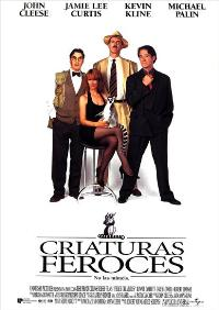 Fierce Creatures - 27 x 40 Movie Poster - Spanish Style A