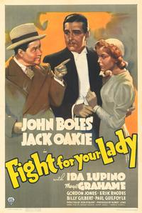 Fight for Your Lady - 27 x 40 Movie Poster - Style A