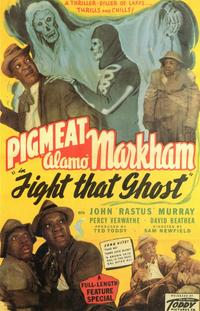 Fight That Ghost - 11 x 17 Movie Poster - Style A