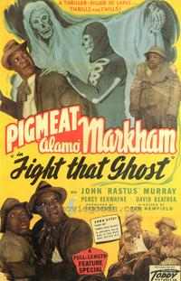 Fight That Ghost - 27 x 40 Movie Poster - Style A