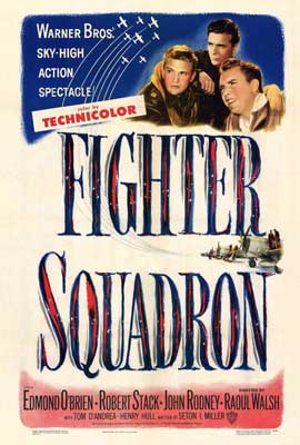 Fighter Squadron - 27 x 40 Movie Poster - Style A