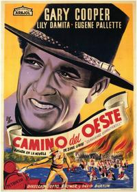 Fighting Caravans - 11 x 17 Movie Poster - Spanish Style A