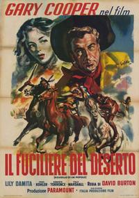 Fighting Caravans - 11 x 17 Movie Poster - Italian Style A