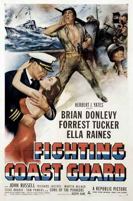 Fighting Coast Guard - 11 x 17 Movie Poster - Style A