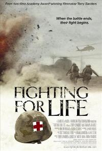 Fighting for Life - 43 x 62 Movie Poster - Bus Shelter Style A