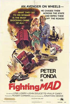 Fighting Mad - 27 x 40 Movie Poster - Style B