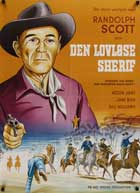 Fighting Man of the Plains - 27 x 40 Movie Poster - Danish Style A