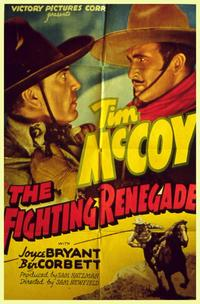 Fighting Renegade - 11 x 14 Movie Poster - Style A