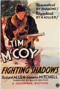 Fighting Shadows - 27 x 40 Movie Poster - Style A