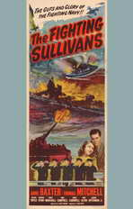 Fighting Sullivans, Show Boat - 11 x 17 Movie Poster - Style A
