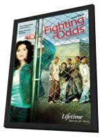 Fighting the Odds: The Marilyn Gambrell Story - 11 x 17 Movie Poster - Style A - in Deluxe Wood Frame