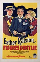 Figures Don't Lie - 11 x 17 Movie Poster - Style B