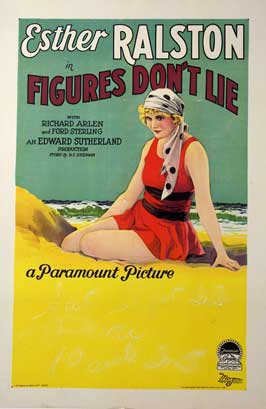 Figures Don't Lie - 27 x 40 Movie Poster - Style A
